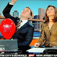 Balloon Saloon balloons featured on Good Day New York