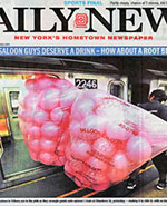 Daily News::Balloons in the News