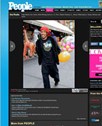 Nick Cannon Loves Balloons::Balloons in the News