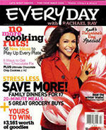 Rachael Ray Magazine::Balloons in the News