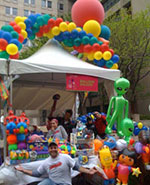 Tribeca Film Festival::Balloons in the News