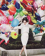 Vogue Magazine::Balloons in the News