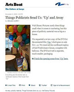 In The News::Balloons in the News