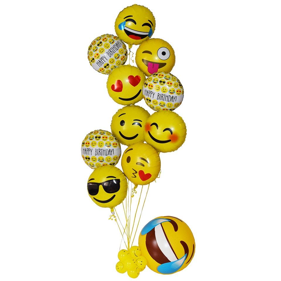 Birthday Balloons Emoji
