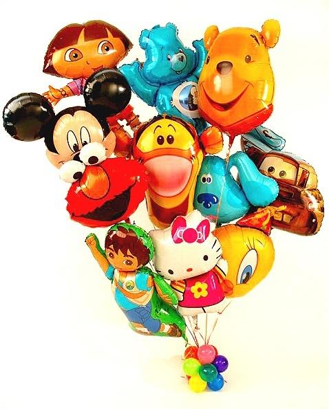 Birthday Balloons Animation Sensation