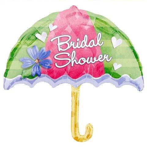 Engagement Bridal Shower Umbrella