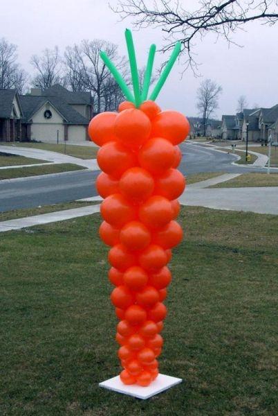 organic clouds  u0026 sculptures   carrot sculpture