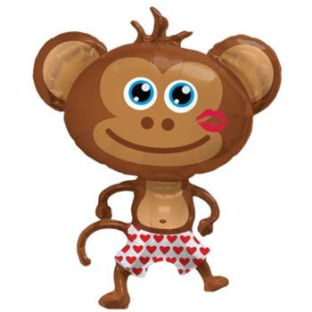 hunky monkey shape
