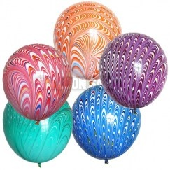18-marble-peacock-balloons