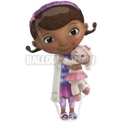 DOC-MCSTUFFINS-SHAPED-MYLAR-BALLOON-27535-01