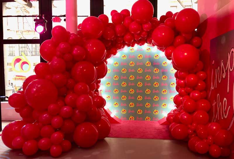 Balloon Saloon Balloon Bouquets Decorating And Delivery New York City Ny 212 227 3838
