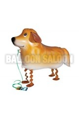GOLDEN RETRIEVER PET BALLOON